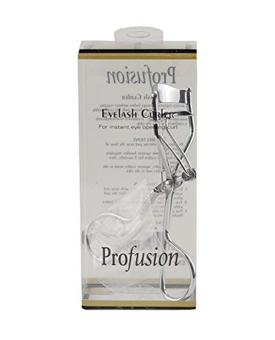 NYfashion101 Classic Simple Grip Metal Eyelash Curler w/ 2 Refill Pads NN900Y