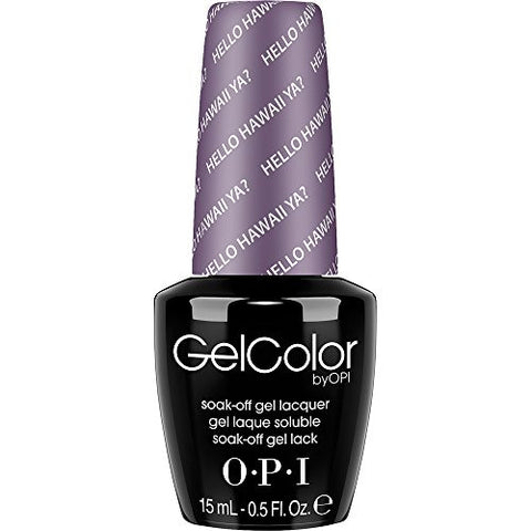 OPI Gelcolor Hello Hawaii Ya