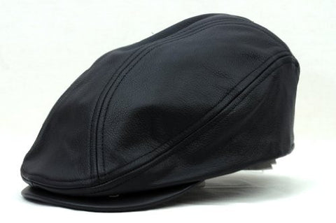 Men's Genuine Leather Ivy Cap