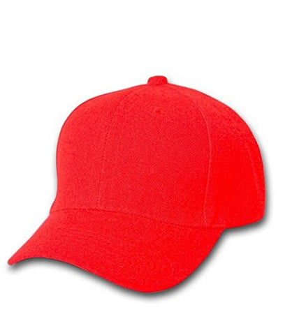 Plain Summer Baseball Cap Hat