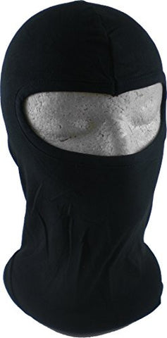 Ninja Stealth Face Ski Mask One Hole Balaclava Hood