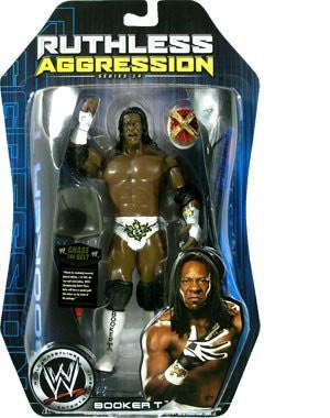 WWE Ruthless Aggression Series 24 Action Figure - King Booker