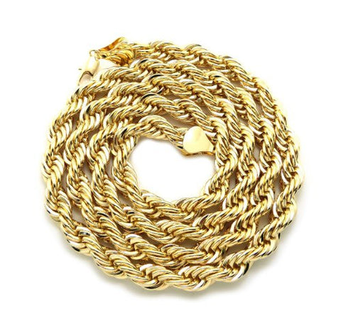 Unisex Rope Chain Necklace