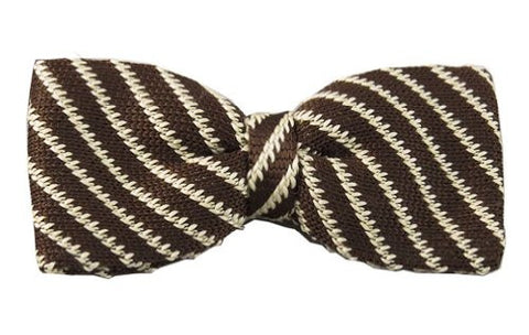 Men's Trendy Knitted Bow Ties