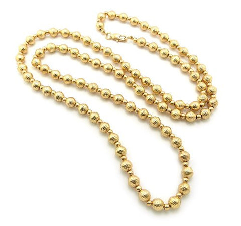 Top Quality CCB Bead Chain Necklace