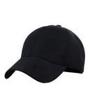 C.C Unisex Blank All Season Adjustable Precurved Baseball Cap Dad Hat