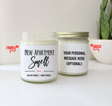 Load image into Gallery viewer, Housewarming Gift Soy Candle - New Apartment Smell
