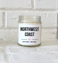 Load image into Gallery viewer, Northwest Coast - Scented Soy Candle