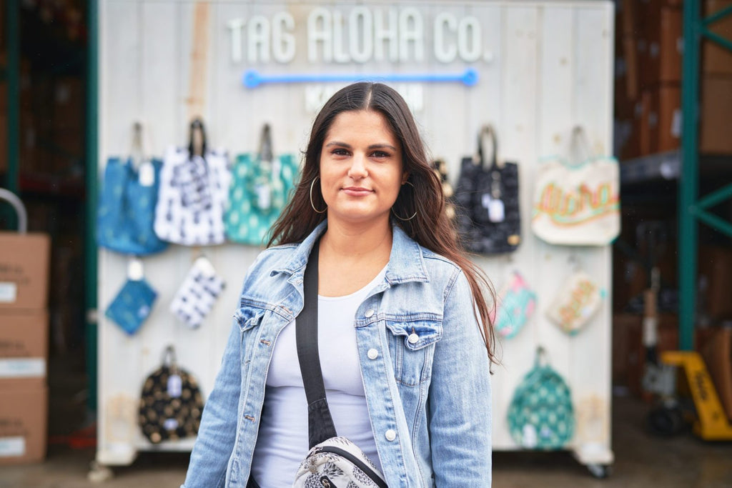 Small Business/Big Challenges: Lana Penaroza, Owner, Tag Aloha Co.
