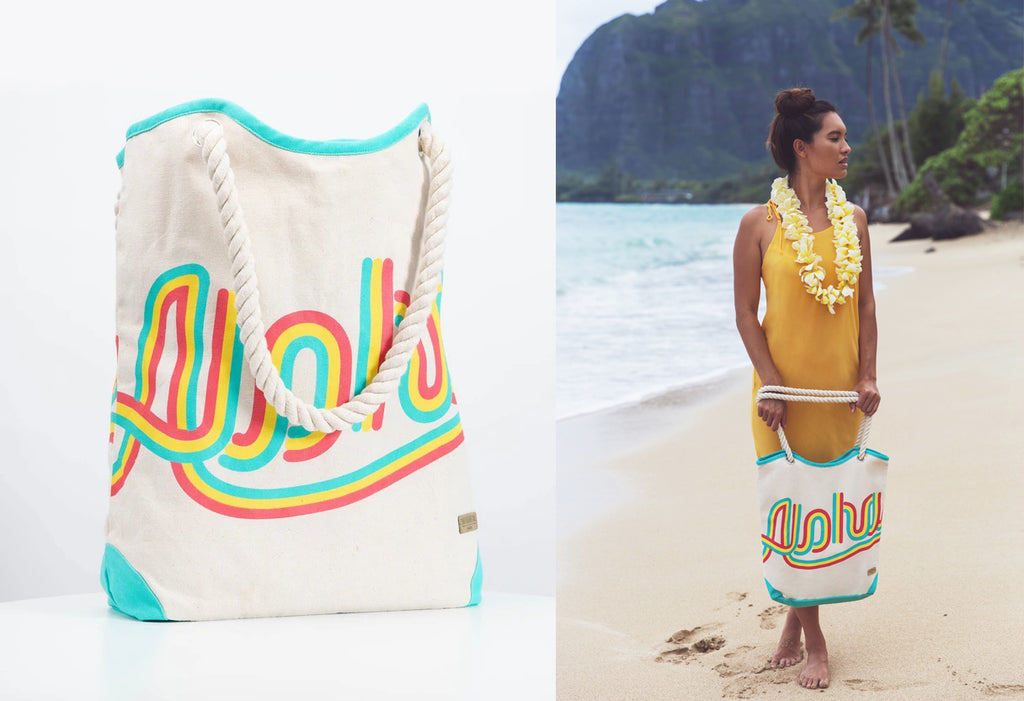 Honolulu Magazine - Our 5 Fave Tag Aloha Co. Bags for Sustainable Style