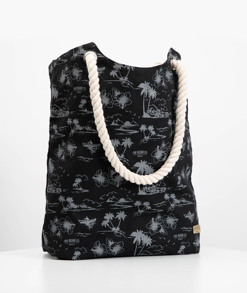 Hawaiian Beach Bag