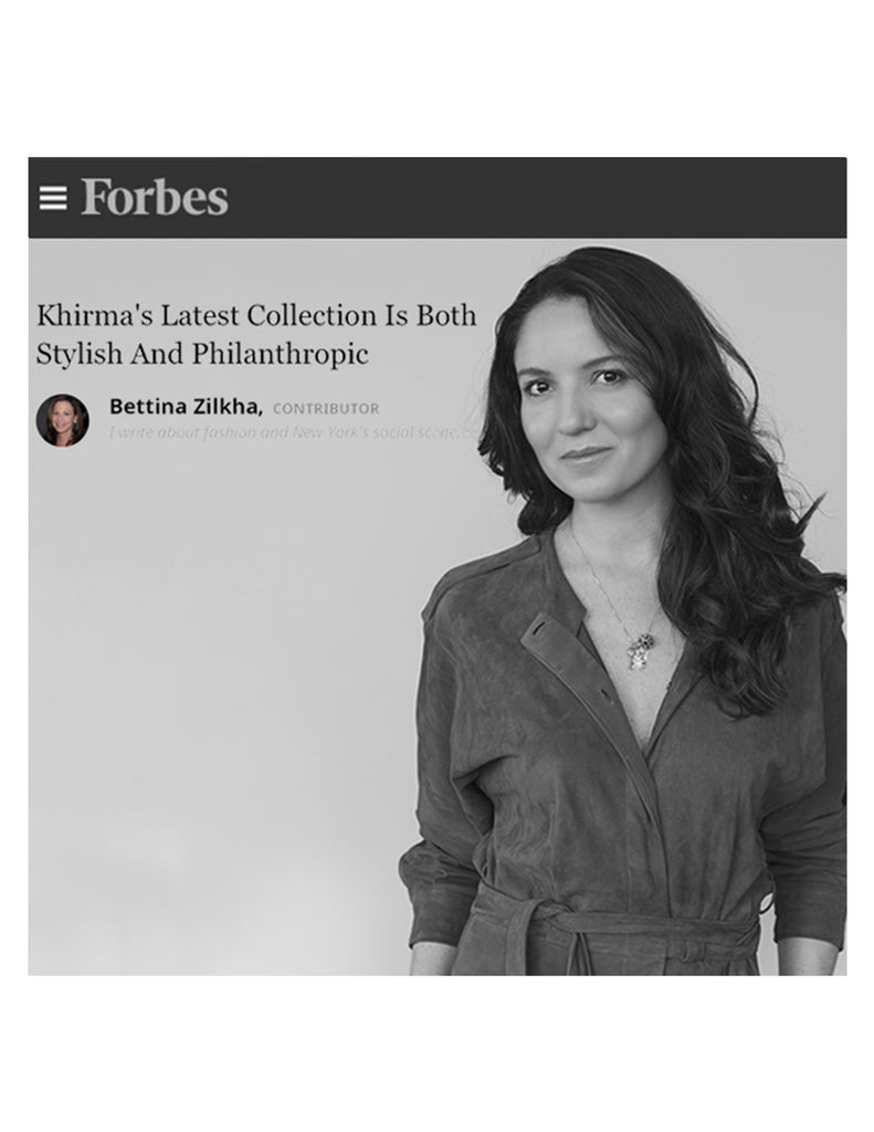 Forbes Khirma New York