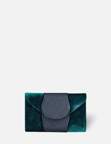 Press Sample Katerine Clutch