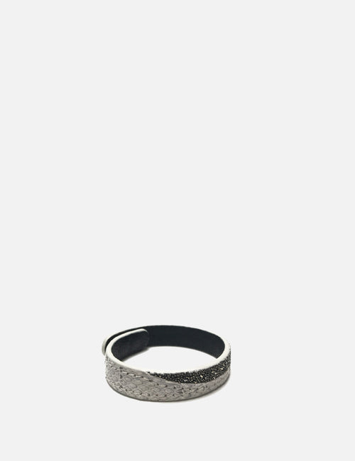 WATERSNAKE Exotic Cuff