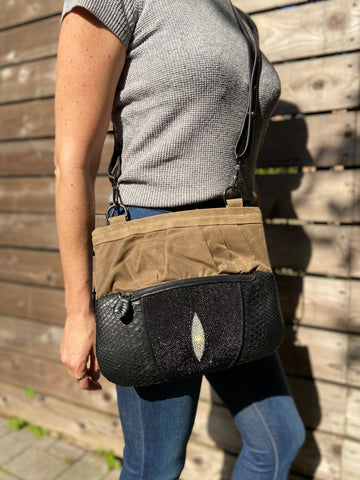 Mini Deedee Saddle Bag