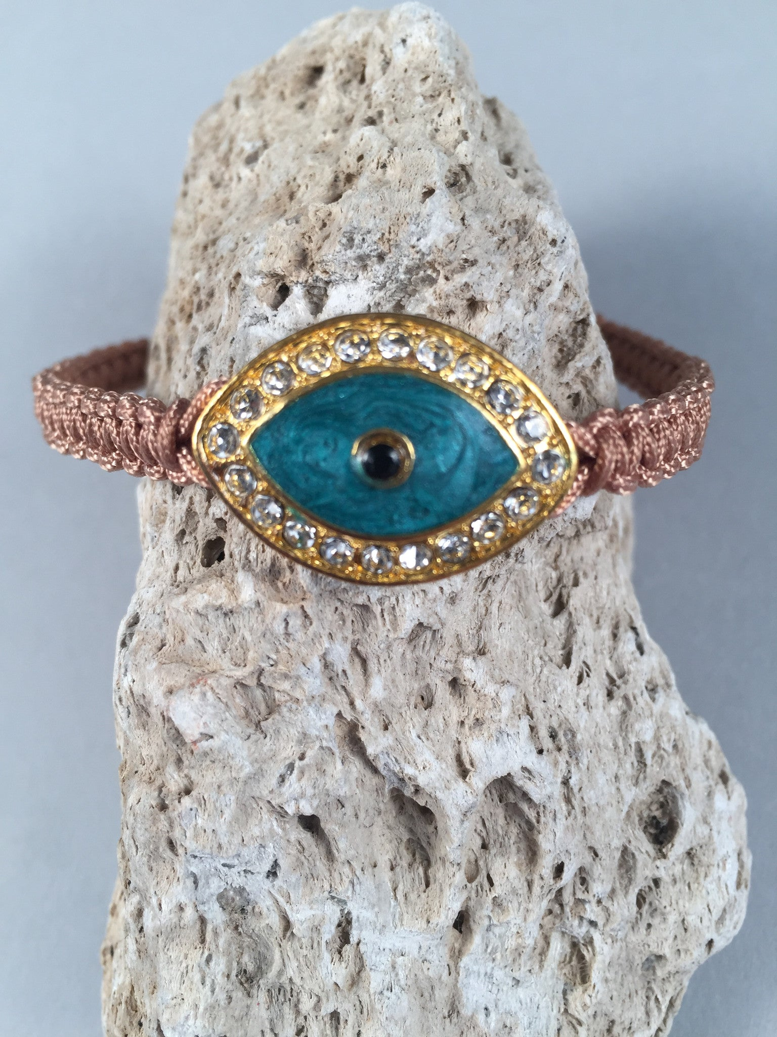 blue topaz custom collections image mati bracelet eye jewelry evil bracelets