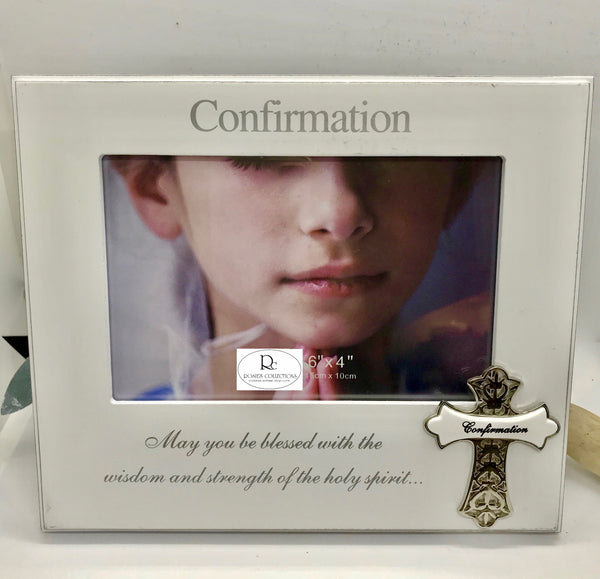 Confirmation Picture Frame 4x6
