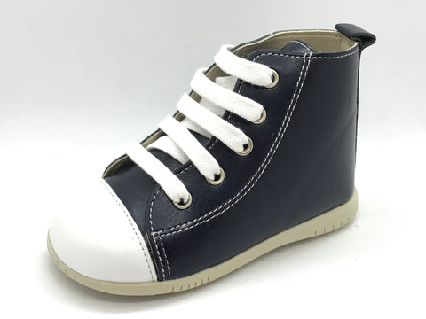 Babywalker High cut Leather Shoe
