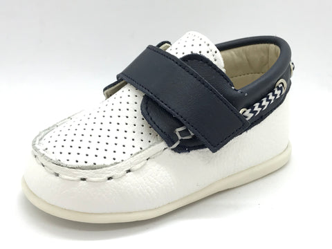 Babywalker Boat Leather Shoe