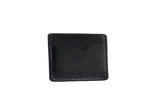 Slim Card Wallet // Super Black