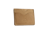 Slim Card Wallet // Natural