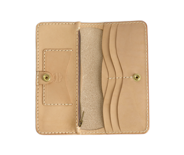 Long Wallet // Natural