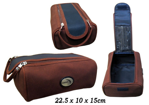 Madrid Twin Zip Holdall