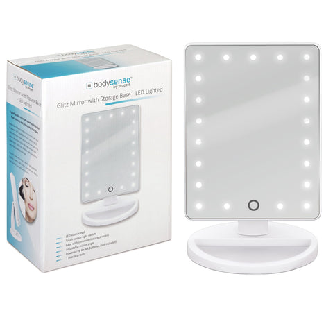 BODYSENSE GLITZ MIRROR LED