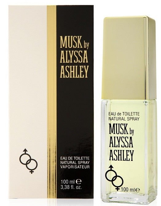 Musk EDT 100ml Natural Spray