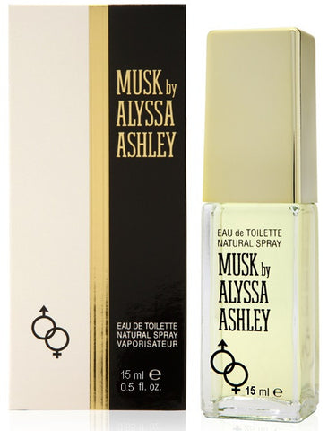 Musk EDT 15ml Natural Spray