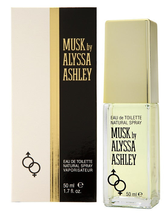 Musk EDT 50ml Natural Spray