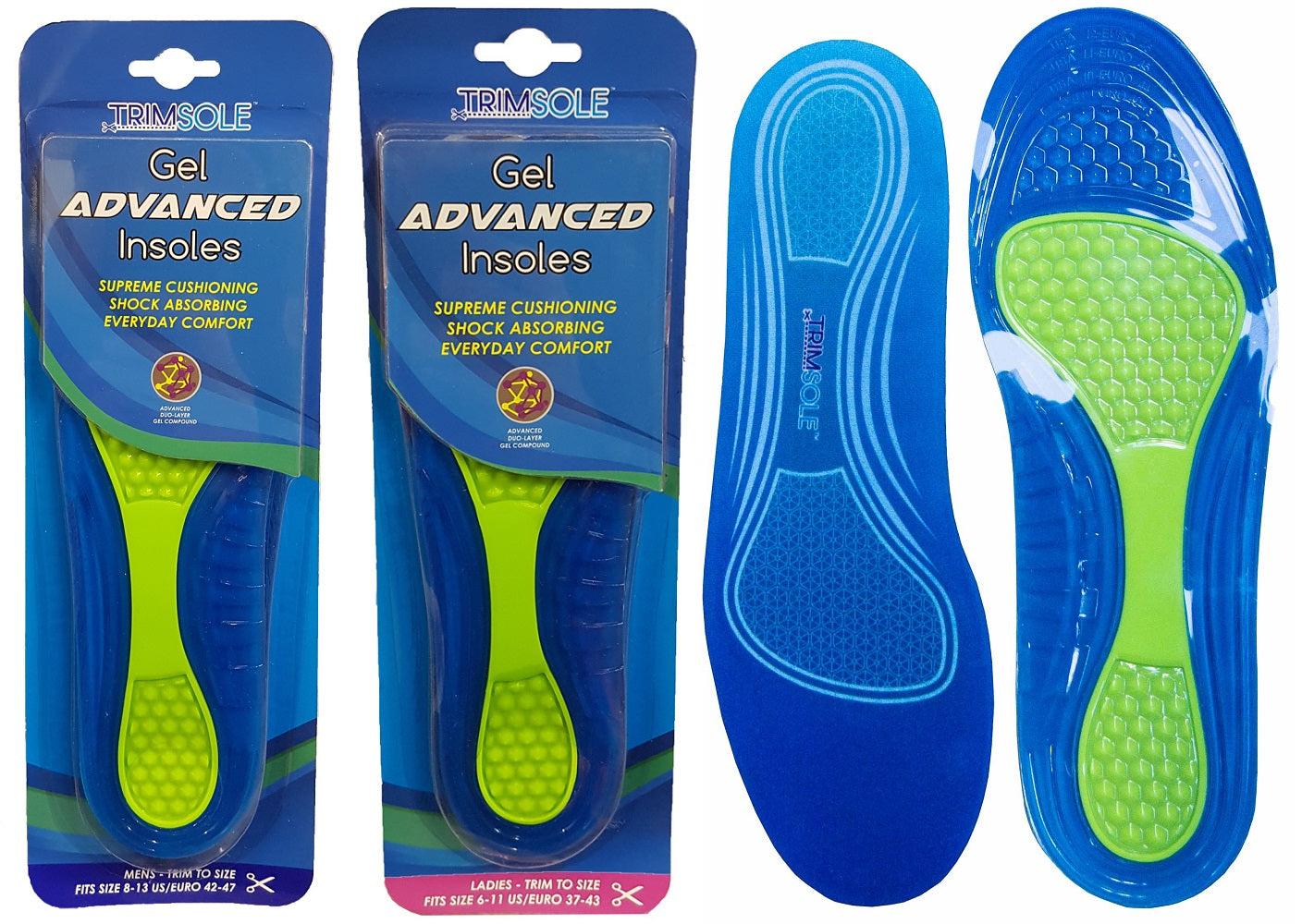 Gel Advanced Insoles