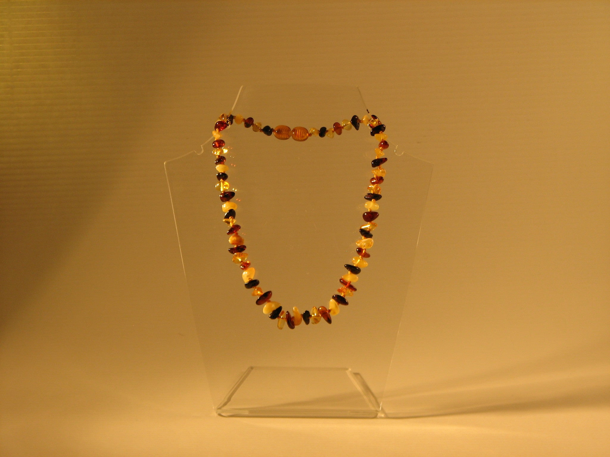 "Baby Necklace 14/15"" - Multi Colour"