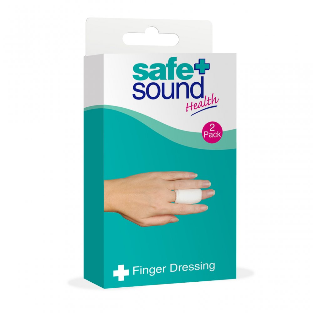 FINGER DRESSING 2 PACK