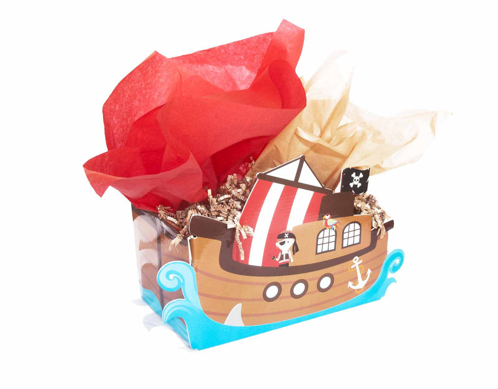 Gift Boxes - Pirate