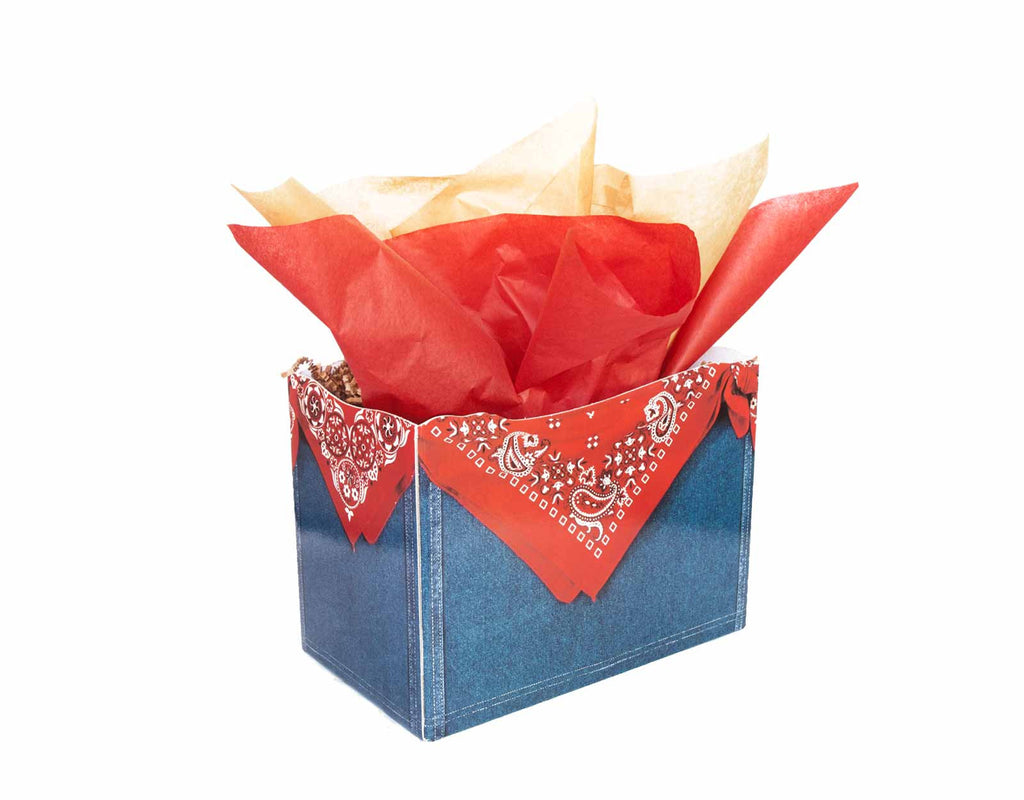 Gift Boxes - Cowboy/Denim