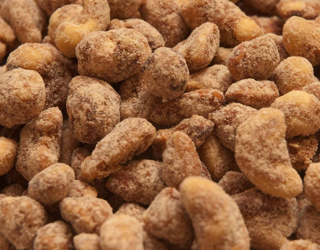 Pralinated Organic Roasted Salted Cashews