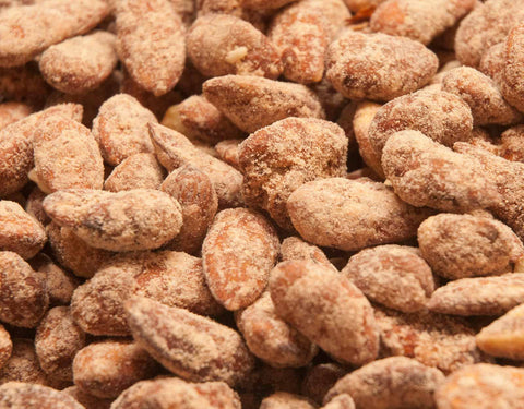Pralinated Organic Roasted Salted Almonds