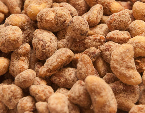 Pralinated Organic Roasted Salted Nuts