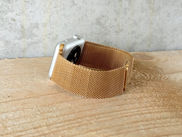 Magnetic Closure Milanese Loop - WristWear - 11