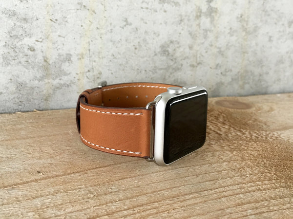 Single Tour Leather Strap - WristWear - 1