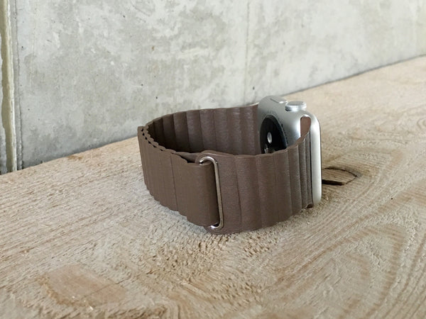 Magnetic Closure Leather Loop - WristWear - 5