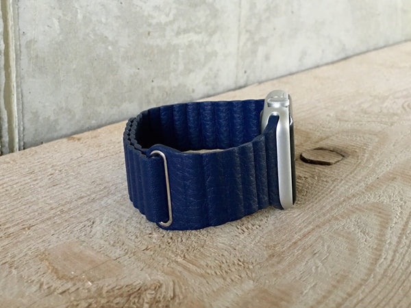 Magnetic Closure Leather Loop - WristWear - 11