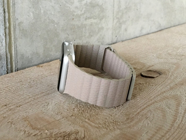 Magnetic Closure Leather Loop - WristWear - 3