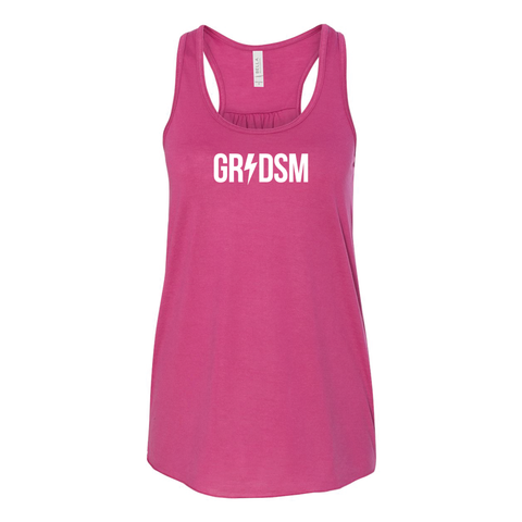 GIRLS ROCK Ladies' Flowy Racerback Tank FREE SHIPPING
