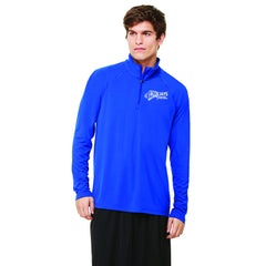 BLUEJAYS - All Sport Men's Quarter-Zip Lightweight Pullover