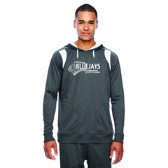 BLUEJAYS - Team 365 Men's Elite Performance Hoodie