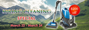 Sirena Spring Cleaning Special (USA)