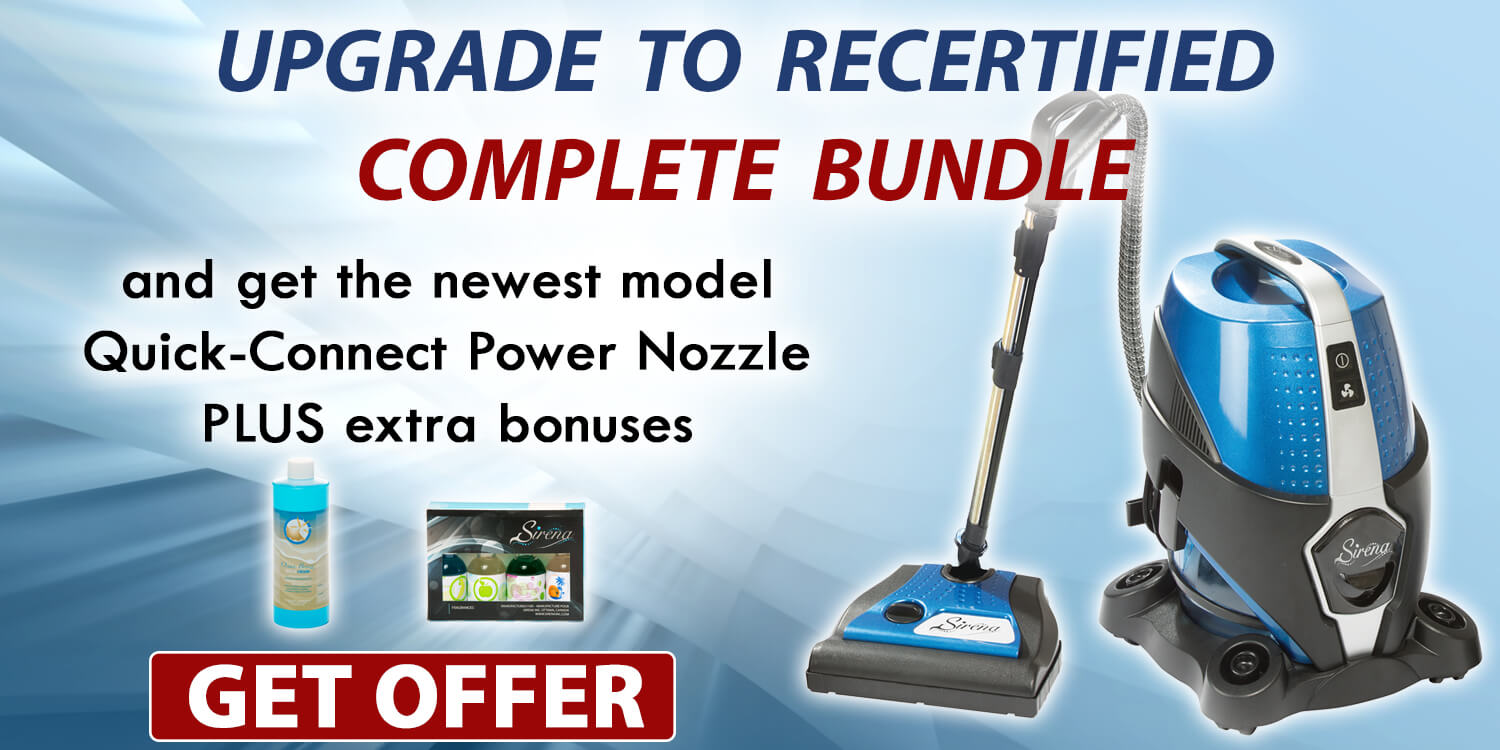Upgrade to Sirena Recertified Complete Bundle