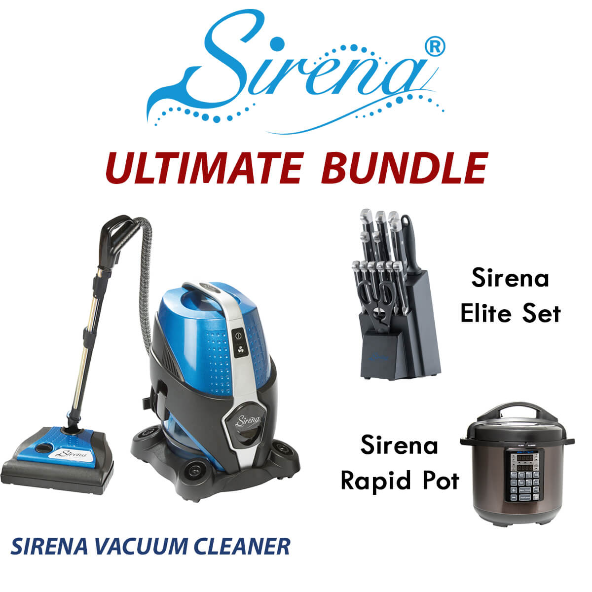 Sirena Ultimate Bundle
